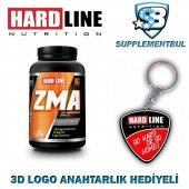 Hardline Zma 180 Kapsül + 3d Logo Anahtarlık Hediyeli