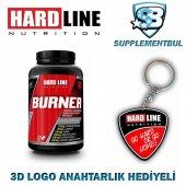 Hardline Burner 120 Tablet + 3d Logo Anahtarlık Hediyeli