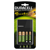 Duracell Cef14+4 (2 Aa 1300 + 2aaa 750) Yüksek Hızlı Şarj Cihazı