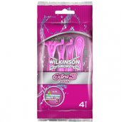Wilkinson Sword Extra 3 Beauty Oynar Başlıklı Kullan At Tıraş B
