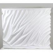 Polyester Dalgalı Vazo 80 Cm