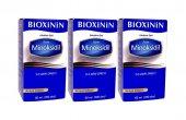 Bioxinin Forte 5 Minoxidil 60 Ml 3 Adet Deri Spreyi