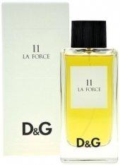 Dolce Gabbana Anthology La Force 11 Edt 100 Ml