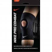 Nike Pro Combat Open Patella Knee Sleeve 2.0 Dizlik (Xl)