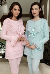 Fantasy 3021 Bayan 3 Lü Pijama Takımı