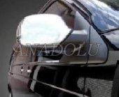 Volkswagen Golf 6 Krom Ayna Kapağı 2 Parça 2009 2013