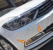 Volkswagen Passat B8 Krom Sis Farı Çerçevesi 2014 ...