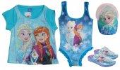 Frozen Elsa Yaz Ve Plaj Seti Büyük Paket Mavi