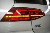2016 Volkswagen Golf 7 Ledli Stop Mk7 Kayan Sinyalli Ledli Stop