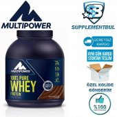 Multipower 100 Pure Whey Protein 2000 Gr. Rich Chocolate