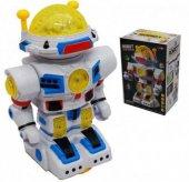 Sesli Işıklı Hareketli Robot 26 Cm