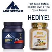 Multipower Bcaa Powder 400 Gr. Cherry Bomb 1 Hediye