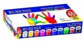 Rubenis 10 Renk 30 Ml Parmak Boyası 9712