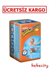 Huggies Little Swimmers Mayo Bebek Bezi 12 18 Kg