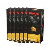 Kimbo Napoli Nespresso Uyumlu Kapsül Kahve 10lu 6 Adet (60 Adet