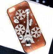 ıphone 5 Siyah Şeffaf Eiffel Kartanesi