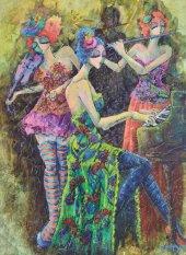 Puzzle 1000 Parça Renk Üçlüsü Color Trio