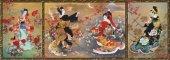 Anatolian Puzzle 1000 Pcs Geyşa Üçlemesi Oriental Triptych
