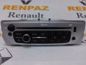 Teyp Radyo Cd Bluetooth Usb 281153266r 281159184r 281158023r