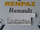 Renault Laguna 2 Arka Bagaj Laguna Yazısı 8200012575
