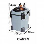 Dophin Dış Filtre Ultravioleli Cf600u 650 L S