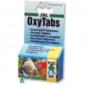 Jbl Oxygen Tablet Balık Nakliyesinde Oksijen Sağlar 50 Tablet