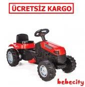 Pilsan Pedallı Traktör Kırmızı