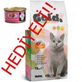 Goldi Gurme Yetişkin Kedi Maması 15 Kg