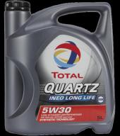 Total 5w30 Quartz Ineo Long Lıfe 5 Lt