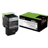 Lexmark 80c8sk0 Cx310 Cx410 Cx510 Siyah Toner Orjinal 2.500 Sayfa