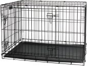Classic Wire Crate Klasik Pansiyon Kafes 122x76x84cm