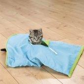 Trixie Yavru Kedi Haşırtılı Oyun Torbası 28x50cm