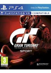 Ps4 Gran Turısmo Sport Türkçe