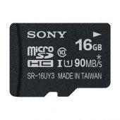 Sony Sr16uy3a 16gb Microsd Hafıza Kartı