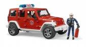 Bruder 02528 Jeep Wrangler İtfaiye Aracı