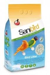 *sanibird Rosemary Biberiye Özlü Doğal Kuş Kumu 20 Lt