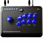 Mayflash F300 Arcade Fight Stick Joystick For Ps4 Ps3 Xbox One 36