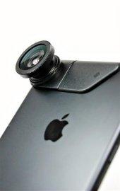 Iphone 7 4 İn 1 Ön Ve Arka Lens Seti