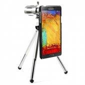 Samsung Note 3 Birebir Kılıflı 18x Zoom Teleskop Telefon Kamera