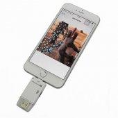 Iphone 7 7 Plus İ Reader Kart Okuyucu+usb Connector Markacase