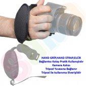 Nikon D3100 İçin Hand Grip Elcik Bilek Kayışı Hand Strap