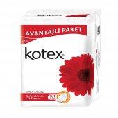 Kotex Ultra Kanatlı Uzun 22'li Ped