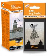 Bargellodan Raphella İğde Kağıt Araç Kokusu 24lü Paket