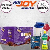 Bigjoy Bigmass Karbonhidrat3000 Gr 30 Saşe