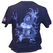 King Of Scuba Poseıdon T Shirt Siyah S