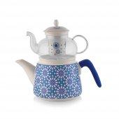 Schafer Xxx01 Potsdam 4 Parça Porselen Çaydanlık Takımı