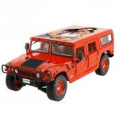Kişiye Özel Lisanslı Maisto Hummer 4 Door Wagon 1 18 Model Araba