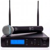 Doopler Dm 500 H Telsiz Mikrofon