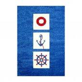 Ivi Çocuk Odası Oyun Halısı Denizci 134x180