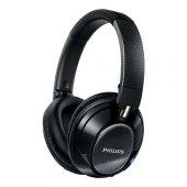 Philips Shb9850nc Gürültü Önleyici Siyah Bluetooth Kulaklık